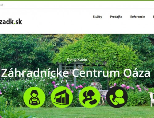 Záhradnícke Centrum Oáza