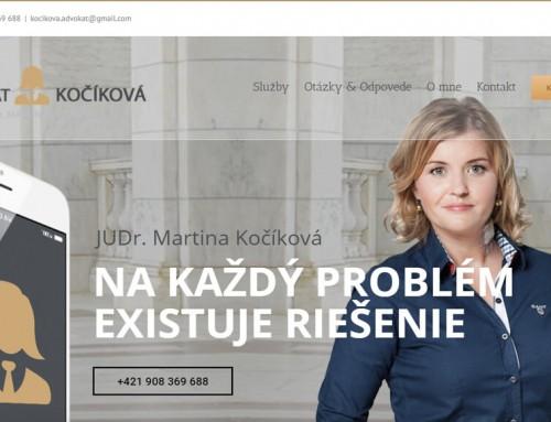Advokát Kočíková